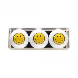 3 BALLES SMILEY - GOLF DISCOUNTER