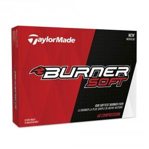 BALLES DE GOLF BURNER SOFT - TAYLORMADE