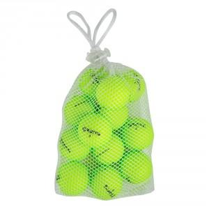 BALLES DE GOLF MATES SPIN COLOR JAUNE - GREEN'S