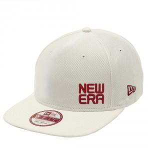 CASQUETTE 950 STACKED LOGO ROUGE - NEW ERA