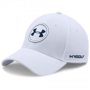 CASQUETTE JORDAN SPIETH TOUR 4 BLANC - UNDER ARMOUR