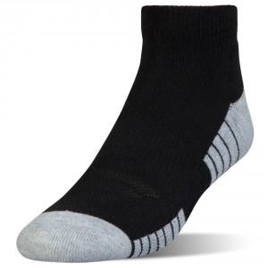 CHAUSSETTES TECH LOW CUT NOIR - UNDER ARMOUR