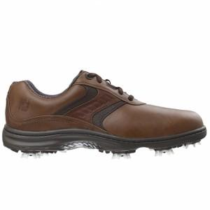 Chaussures de golf Contour Séries marron 2015 - FOOTJOY