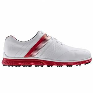 Chaussures DryJoys Casual blanc/rouge - FOOTJOY