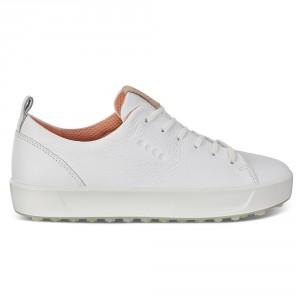 CHAUSSURES FEMME SOFT BLANC - ECCO
