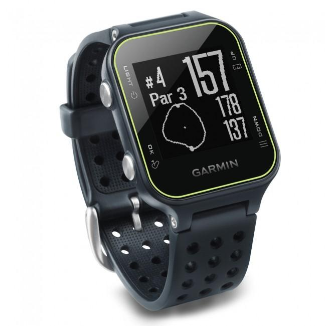 garmin montre gps s20 gris telemetres montre gps accessoires golf discounter. Black Bedroom Furniture Sets. Home Design Ideas