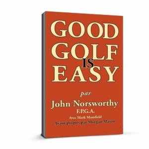 GOOD GOLF IS EASY - INGRAM BOOKS
