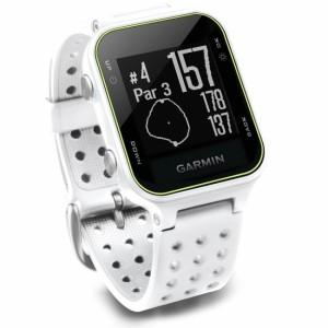 MONTRE GPS APPROACH S20 BLANC - GARMIN