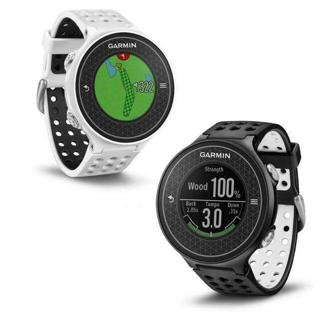 montre gps golf approach s6 noir garmin. Black Bedroom Furniture Sets. Home Design Ideas