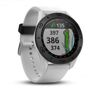 MONTRE GPS APPROACH S60 BLANC - GARMIN