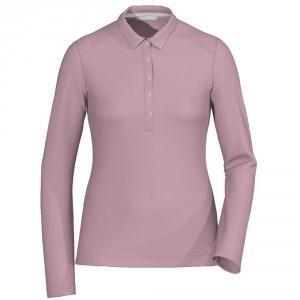 POLO FEMME PIPER COL LUREX THERMO ROSE - BRAX