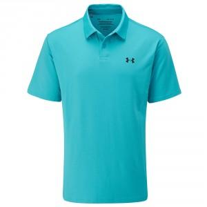 POLO PERFORMANCE 2.0 UNI BLEU - UNDER ARMOUR