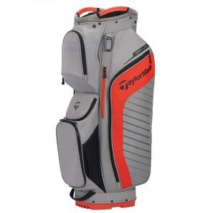 SAC CART LITE GRIS/ORANGE - TAYLORMADE