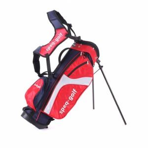 Sac de golf trépied junior 29 inches rouge - SPEQ