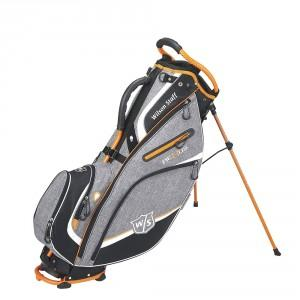 SAC NEXUS CARRY 3 GRIS/ORANGE - WILSON