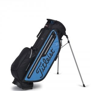 SAC PLAYERS 4+ STADRY TREPIED NOIR/BLEU/GRIS - TITLEIST