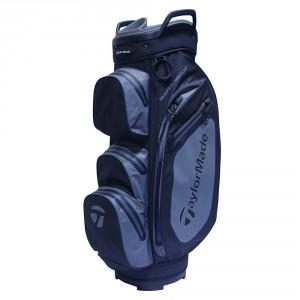 SAC WATERPROOF CART NOIR/GRIS - TAYLORMADE