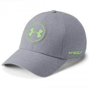 UNDER ARMOUR - CASQUETTE JORDAN SPIETH TOUR 4 GRIS