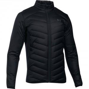 VESTE MATELASSEE REACTOR NOIR - UNDER ARMOUR